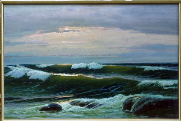 N_Barsakov. Sea