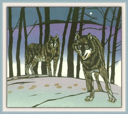 Бетси Боуэн. Волки