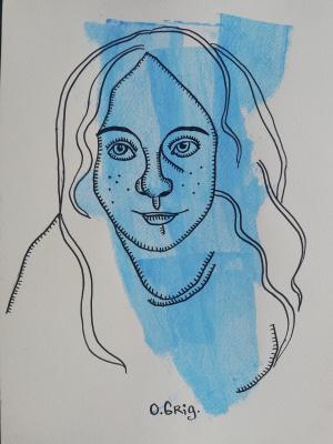 Olga Grig. She is