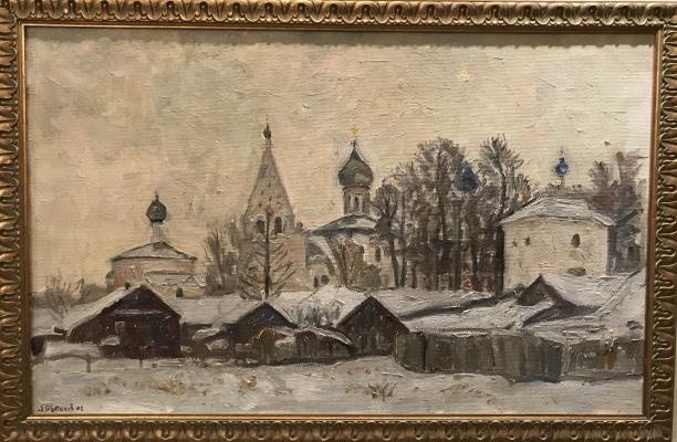 Andrey Andreevich Tutunov. Quiet winter