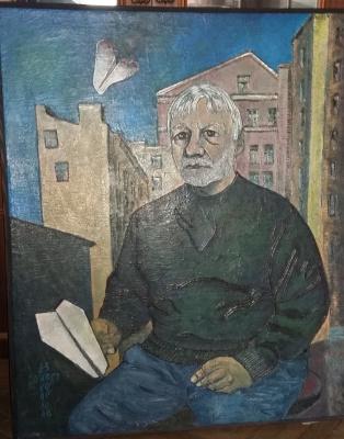 Nikolay Zverev. Ambavert