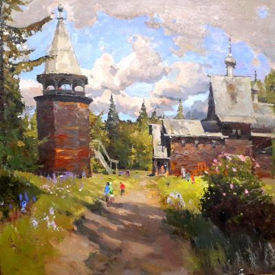 Sergey Anatolyevich Kostylev (Uralsky). Khokhlovka