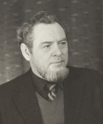 Владимир Николаевич Геншке. Владимир Геншке.
