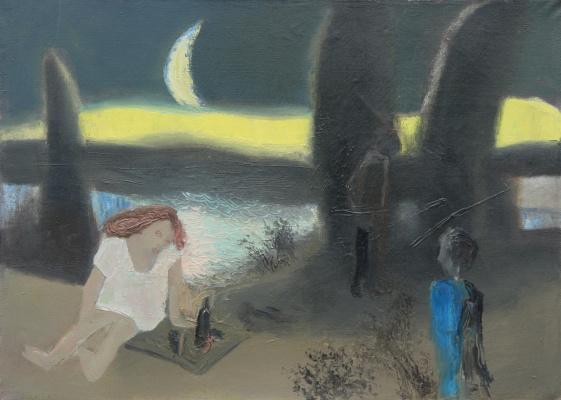 Ilyas Vasygovich Usmanov. Night