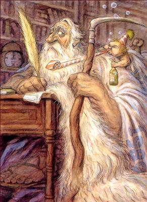 Брайан Аджхар. Иллюстрация 8