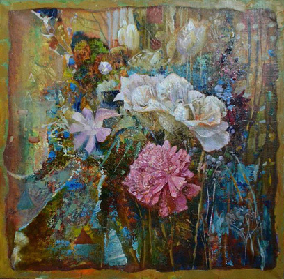 Sergey Nikolayevich Lukyanov. Flowers Improvisation