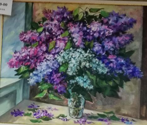 Peter Musatov. Lilac