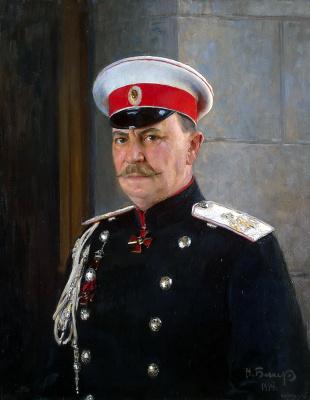 Николай Беккер. Портрет князя Юсупова, графа Сумарокова-Эльстона