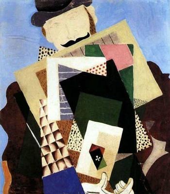 Иван Альбертович (Жан) Пуни. «Человек с дыней» 1922