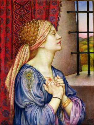 Evelyn De Morgan (Pickering). The prisoner
