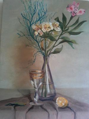 Olga Suncheleeva. Orchids