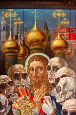 Эдуард Евгеньевич Улан. ТАЙНЫЙ БАНКЕТ ВО ДВОРЦЕ СЪЕЗДОВ