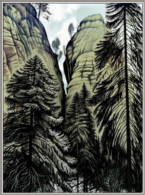 Konstantin Avdeev. Rocks