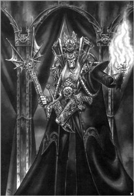 Mark Gibbons. Necromunda 7