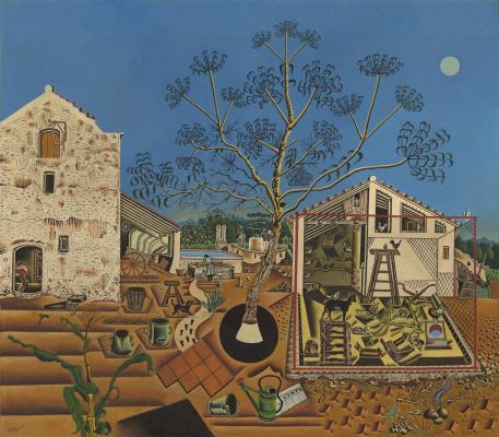 Joan Miro. Farm