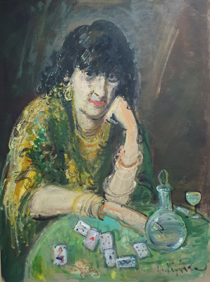 Igor Ivanovich Gubsky. Fortune teller