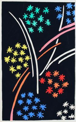 Sonia Delaunay. Composition 35