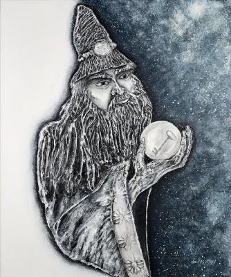Leda Vysotsky. Wizard