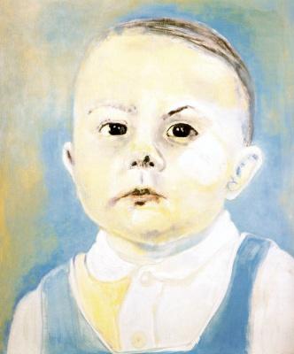 Марлен Дюма. Ребенок