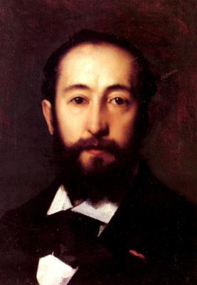 Жан-Жак Эннер. Портрет человека