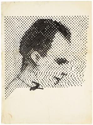 Зигмар Польке. Портрет Ли Харви Освальда