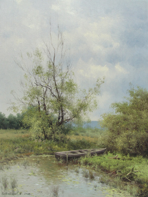 Vasily Ivanovich Gribennikov. Backwater