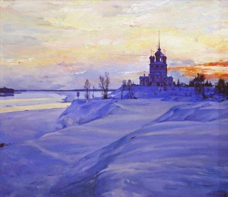 Владимир Леонидович Хвостик. Пейзаж