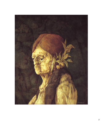Jose Hernandez. Lady in bloom