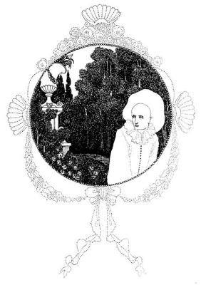 Aubrey Beardsley. Minute of Pierrot