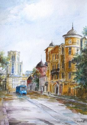 Сергей Владимирович Дорофеев. Blue tram