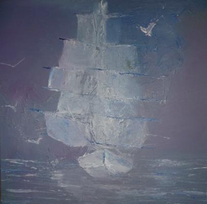 Татьяна Сухарева. «The ship»