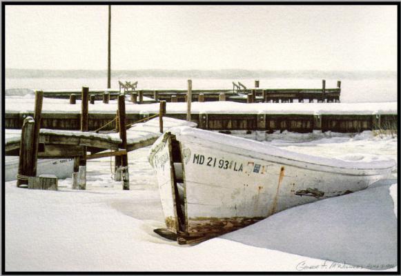 Джордж Мак-Вильямс. Занесенный снегом