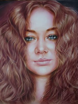 Хельга Эдуардовна Григорьева. Beautiful girl.