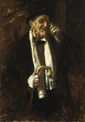 Alexey Vladimirovich Isupov. Exit to the opera.