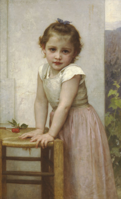 William-Adolphe Bouguereau. Yvonne