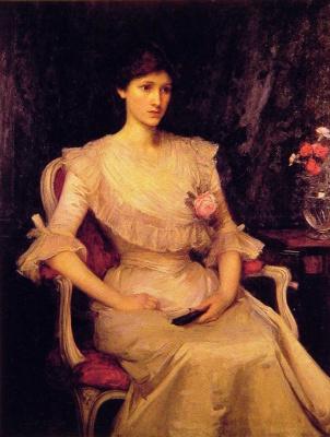 John William Waterhouse. Miss Margaret Henderson