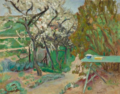 Пьер Боннар. Зеленый стол