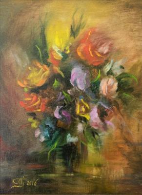 Sergey Petrovich Makeev. Bouquet