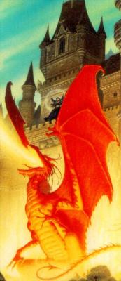 Майкл Уилан. Огненный дракон