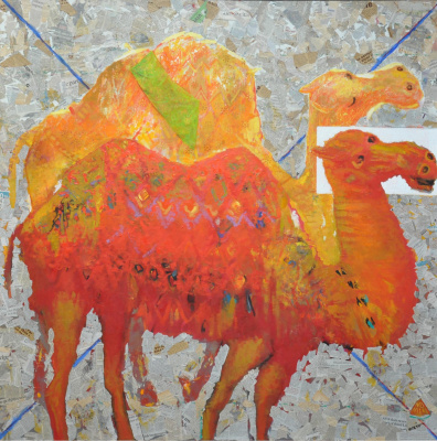 Namig Mamedov. About the camel