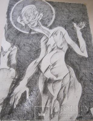 Kolya Novikov (1935 - 1996). Untitled