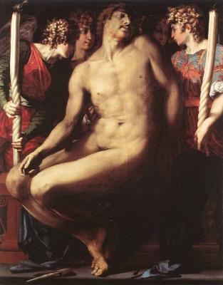Fiorentino Rosso. Mourning