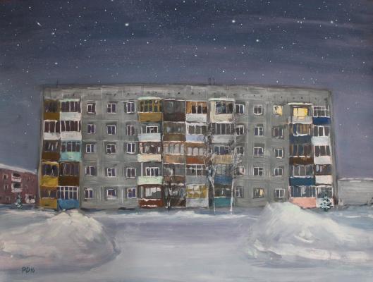 Денис Григорьевич Русаков. Night