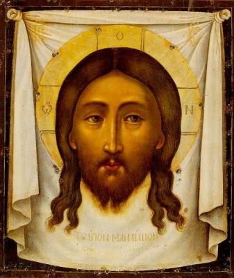 Icon Painting. Simon Ushakov