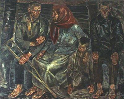 Анатолий Галактионович Петрицкий. Инвалиды