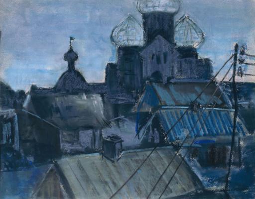 Святослав Теофилович Рихтер. Ночь и крыши
