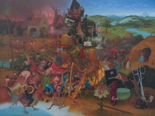 Михаил Лобырев. Gifts of the Magi