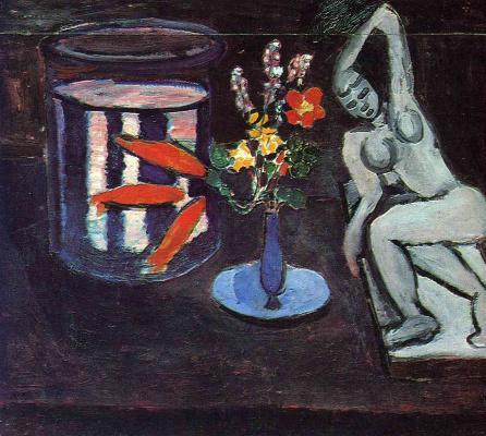 Henri Matisse. Goldfish