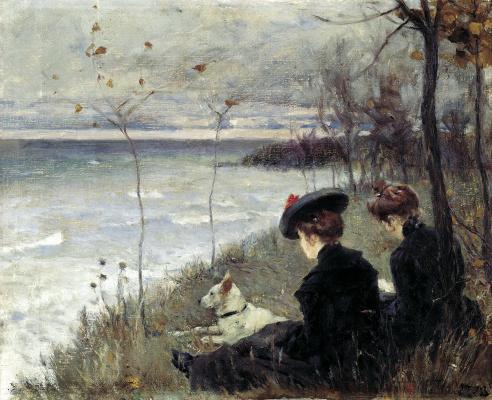 Пётр Нилус. Осень
