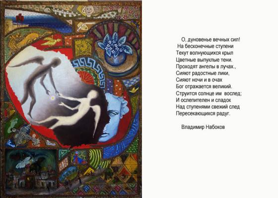 Zoya Grigoryevna Yaremenko (YarkO). To Nabokov